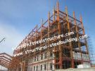 Il progetto dell'hotel della costruzione della struttura d'acciaio ha prefabbricato la costruzione di edifici d'acciaio