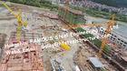 La costruzione d'acciaio multipiana nera/l'edificio residenziale alto aumento progetta