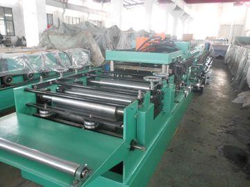 Il Purlin di Z lamina a freddo la formazione della macchina per l'acciaio galvanizzato con idraulico
