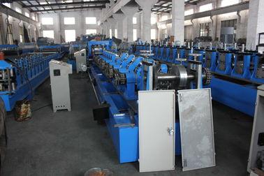 Il Purlin di C Z lamina a freddo la formazione della macchina al acciaio al carbonio Q195/Q235