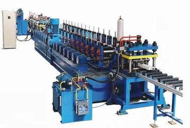 16 rulli principali che laminano a freddo macchina per Purlins della CZ metallo/dell'acciaio